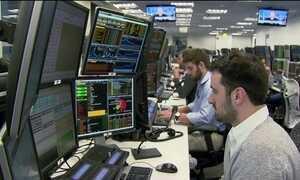 Ibovespa registra forte valorização em ano de recessão