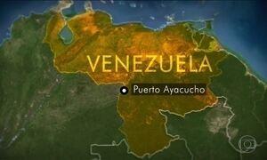Autoridades da Venezuela encontram sobreviventes da queda de helicóptero na Amazônia