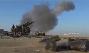 Rússia anuncia início da retirada das tropas na Síria