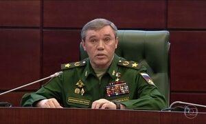 Rússia anuncia que vai começar a retirar parte das forças militares da Síria