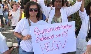Governo do Rio de Janeiro libera a segunda parcela do salário de novembro