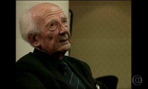 Filósofo e sociólogo Zygmunt Bauman morre aos 91 anos