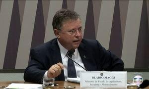 Justiça de Mato Grosso determina bloqueio de bens do ministro da Agricultura