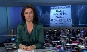Corte nos juros faz Bolsa de São Paulo subir 2%