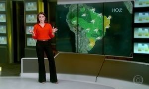 Confira a previsão do tempo para sexta-feira (13)