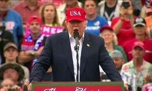 Trump assume como o eleito de menor popularidade