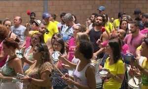 Carnaval já começou em BH com os ensaios de mais de 300 blocos