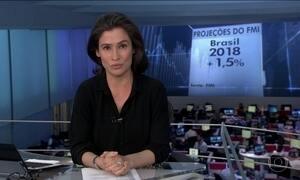 FMI rebaixa previsão de crescimento da economia brasileira para 0,2% em 2017