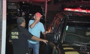 Assessor do ex-governador Sérgio Cabral é preso nesta quinta-feira (2)