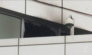 Quatro pessoas morrem durante incêndio em shopping na Coreia do Sul