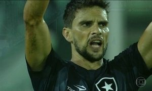 Botafogo e Atlético-PR garantem classificação na Libertadores