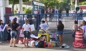 PM do Rio não para, mas diversos protestos acontecem pelo estado