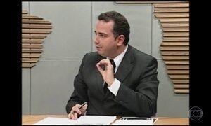 Deputado Rodrigo Pacheco é um dos nomes mais cotados para assumir Minsitério da Justiça