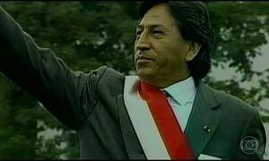 Presidente peruano pede ajuda a Trump para a prisão e deportação