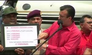 EUA acusa vice-presidente da Venezuela de envolvimento com tráfico de drogas