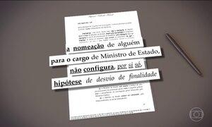 Moreira Franco continua no ministério de Temer e manterá foro privilegiado