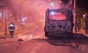 Já são 25 detidos por causa dos incêndios aos ônibus em Belo Horizonte