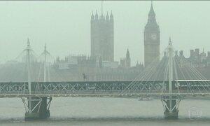 Reino Unido recebe ultimato da Comissão Europeia para reduzir poluição