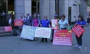 Igreja Católica da Austrália paga o equivalente a R$ 650 milhões a vítimas de abuso sexual