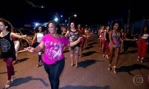 Passistas acima do peso prometem ser a sensação do Carnaval em SP