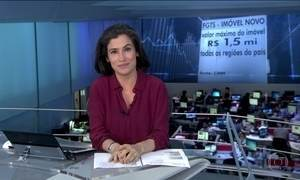 Valor máximo para compra de imóvel com FGTS sobe para R$ 1,5 milhão