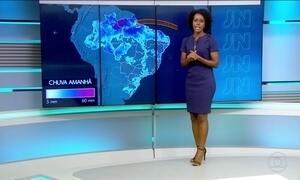 Confira a previsão do tempo para a sexta-feira (17) em todo o país