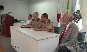 PM amplia esquema de segurança para evitar ataques a ônibus em MG