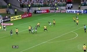 Veja gols de três campeonatos pelo país