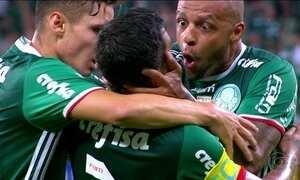Palmeiras volta a vencer no Campeonato Paulista