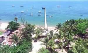 Tô de Folga mostra as belezas da Península de Maraú, na Bahia