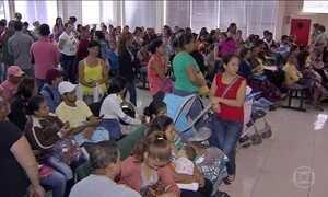 Busca por vagas em creches de Campo Grande gera fila na Defensoria Pública
