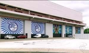 Fábrica do Samba já é usada por metade das escolas do Grupo Especial de SP