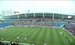 Clubes estão proibidos de vender partidas para estádios de outros estados