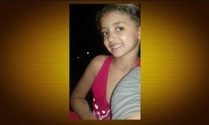 Polícia de Goiás procura menina de 7 anos que sumiu misteriosamente