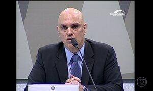 Jornal da Globo - Edição de Terça-feira, 21/02/2017