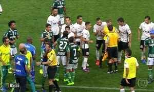 Corinthians vence Palmeiras em clássico do Campeonato Paulista