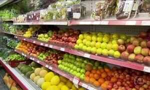 Cientistas britânicos recomendam dobrar consumo de frutas e vegetais