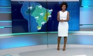 Veja a previsão para este fim de semana de carnaval em todo o Brasil