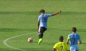 Sul-Americano Sub-17 tem golaço do meio de campo