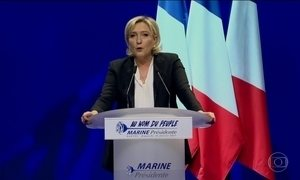 Marine Le Pen perde imunidade no Parlamento Europeu