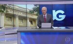 Jornal da Globo - Edição de Quarta-feira, 08/03/2017