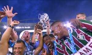 Fluminense e Cruzeiro se destacam mesmo fora da Libertadores
