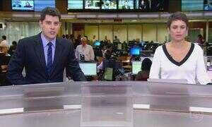 Jornal Hoje - Edição de terça-feira, 14/03/2017