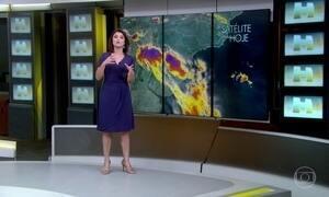 Confira a previsão do tempo para essa quinta-feira (16)