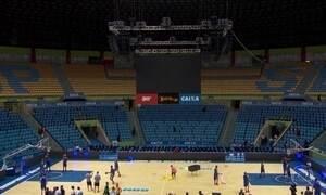 Craques do NBB vão ser apresentados a um dos maiores templos do basquetebol brasileiro