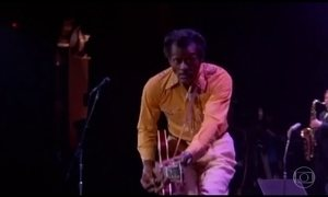 Chuck Berry morre aos 90 anos