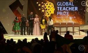 Brasileiro fica entre os 10 melhores professores do mundo