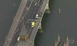 Polícia britânica prende suspeitos de participar de atentado em Londres