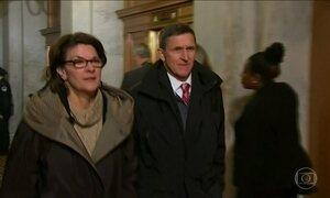 Michael Flynn quer testemunhar sobre interferência da Rússia nas eleições dos EUA