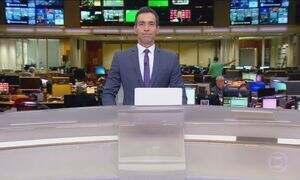 Jornal Hoje - Edição de sábado, 01/04/2017